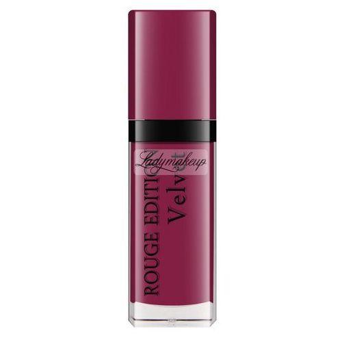 Bourjois  - rouge edition velvet - matowa pomadka do ust - 11 - so hap'pink