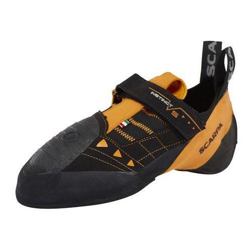 instinct vs but wspinaczkowy pomarańczowy/czarny 42.5 2018 buty wspinaczkowe wsuwane marki Scarpa