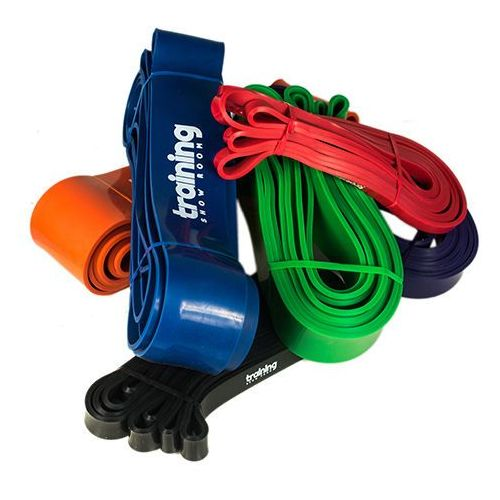 Trainingshowroom Guma power band 200 tsr pro 44mm (zielony)