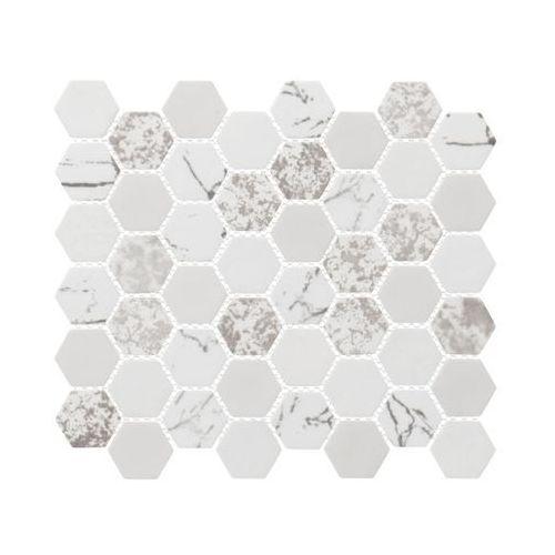 Mozaika white stone marki Alttoglass