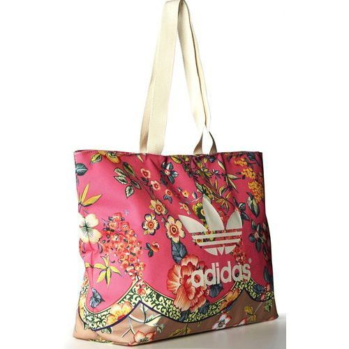 piękna torba worek plaża basem duża torebka marki Adidas