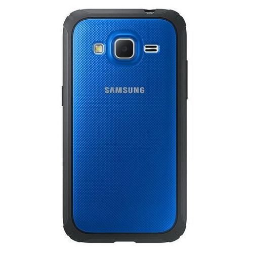 Etui  protective cover niebieskie do galaxy core prime ef-pg360blegww marki Samsung