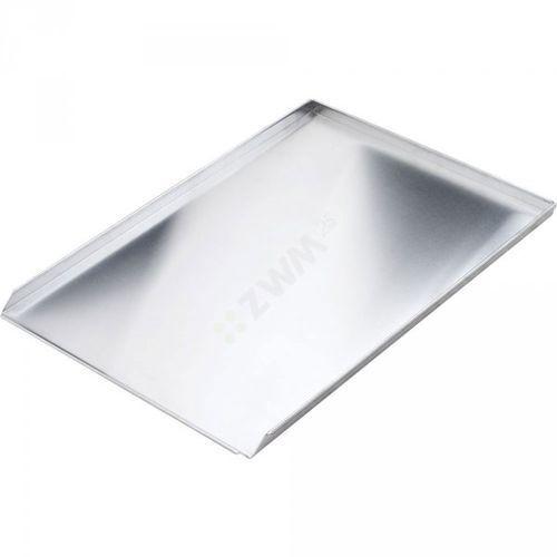 Stalgast blacha wypiekowa aluminiowa lita 3 ranty 2 mm (600x400) mm Stalgast, 911102