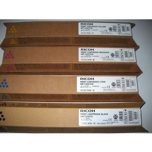 Ricoh oryginalny toner 841505, 842064, cyan, 9500s, ricoh mpc2551, 2551sp, 2031, 2051, 2531 (4961311859779)