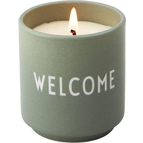Świeca zapachowa welcome marki Design letters