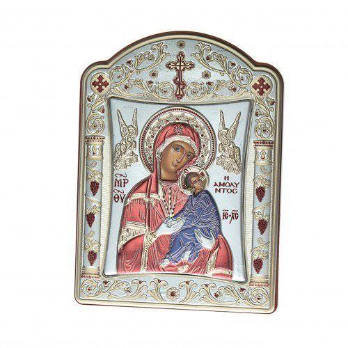 Ikona matka boża pasyjna amolyntos, nieustającej pomocy marki Produkt grecki