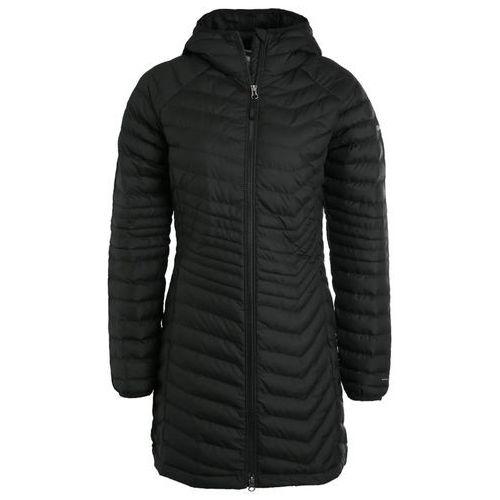 Columbia POWDER LITE MID Płaszcz zimowy black, 36-42