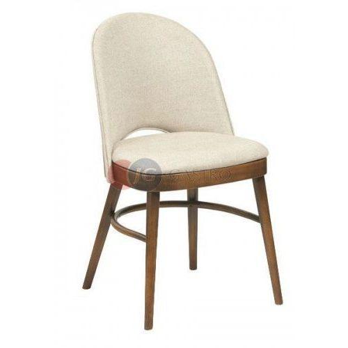 Krzesło bez podłokietnika buk a-0046 marki Paged