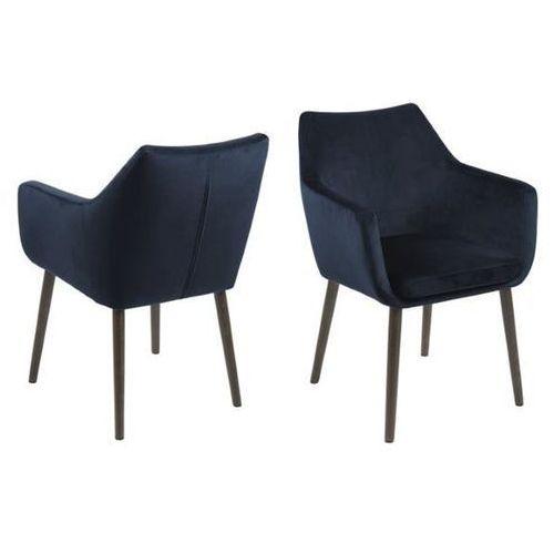 Krzesło Nora VIC Dark Blue, 114510