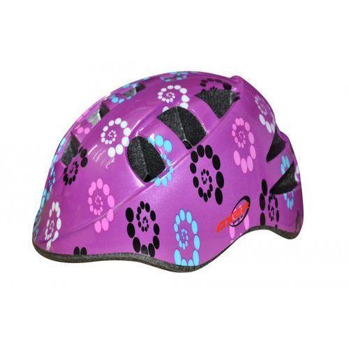 Axer bike Kask rowerowy dziecięcy marcel new pink (rozmiar s)