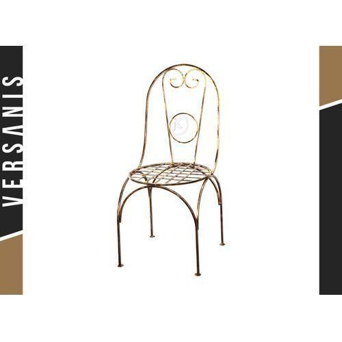 Kapelańczyk Krzesło metalowe -