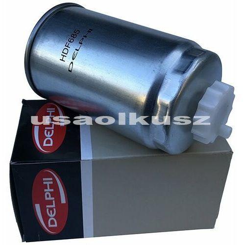 Filtr paliwa dodge caliber 2,2 crd 2010- marki Delphi