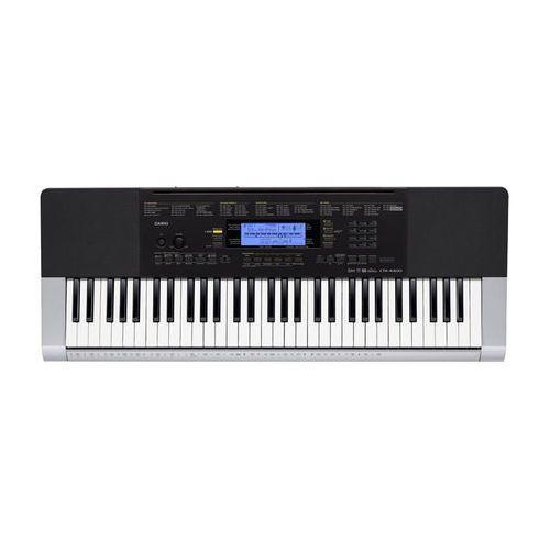 CASIO CTK-4400 - keyboard + instrukcja PL