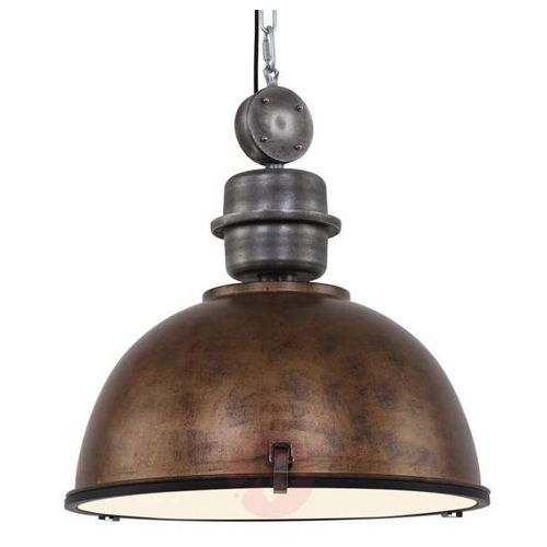 Steinhauer Bikkel XXL Lampa Wisząca Brązowy, 1-punktowy - Przemysłowy - Obszar wewnętrzny - XXL - Czas dostawy: od 6-10 dni roboczych (8712746106701)