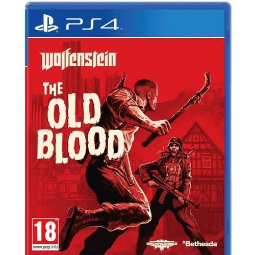 Wolfenstein The Old Blood na PlayStation4
