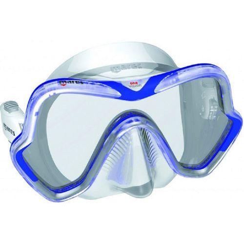 Mares Maska do nurkowania one vision niebiesko-przezroczysty + darmowy transport!