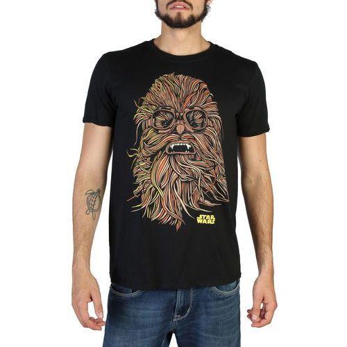 T-shirt koszulka męska STAR WARS - RDMTS016-09, kolor czarny