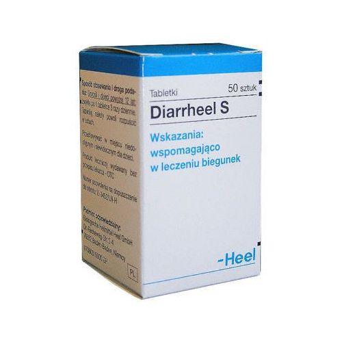 Heel gmbh Diarrheel s x 50 tabletek