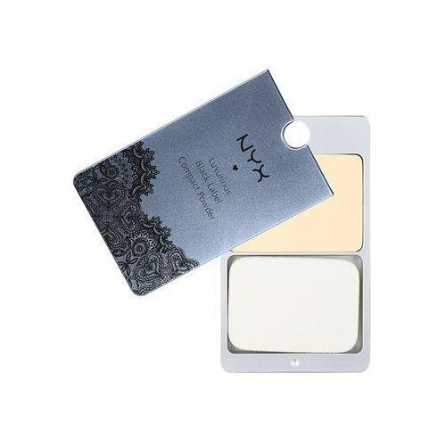 NYX Professional Makeup Black Label puder w kompakcie odcień 07 Warm Natural 13 g