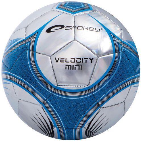 Piłka nożna SPOKEY 835924 Velocity Mini II Srebrny (rozmiar 2) (5901180359245)