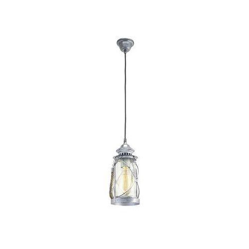 Eglo 49214 - Lampa wisząca VINTAGE 1xE27/60W/230V, 49214