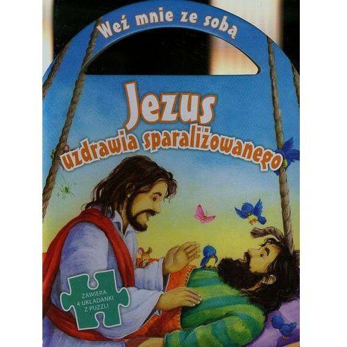 Jezus uzdrawia sparaliżowanego Zawiera 4 układanki - Jeśli zamówisz do 14:00, wyślemy tego samego dnia.. Najniższe ceny, najlepsze promocje w sklepach, opinie.