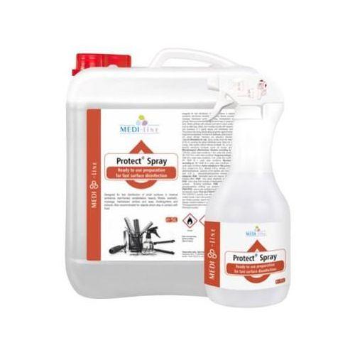 Płyn biobójczy do powierzchni protect spray 5l marki Cosnet