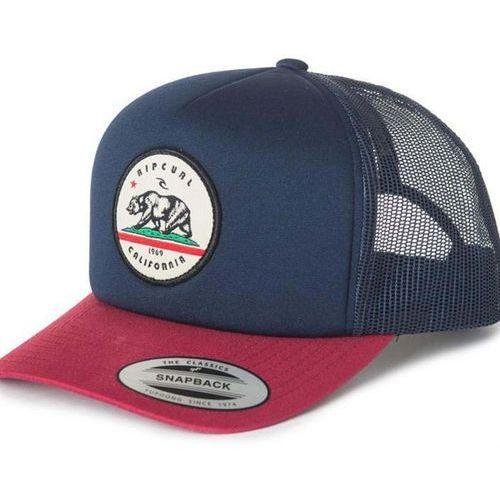 Rip curl Czapka z daszkiem - labelled trucker cap mood indigo (389) rozmiar: os