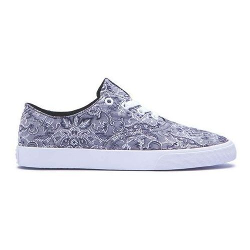 Buty - womens wrap grey/pattern-white (gpa) rozmiar: 36.5 marki Supra