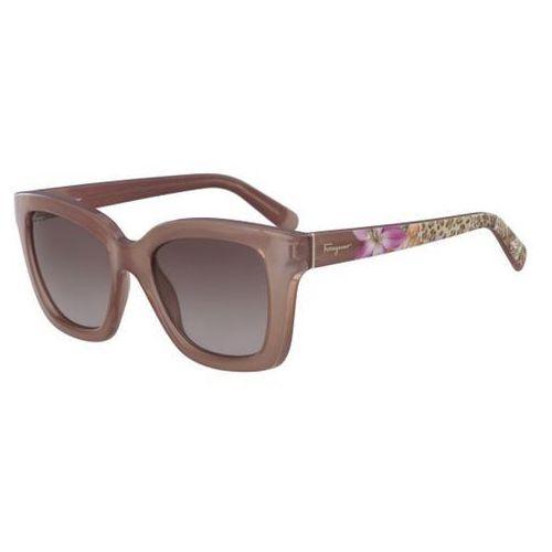 Okulary Słoneczne Salvatore Ferragamo SF 858S 643