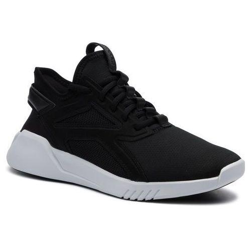 Reebok Buty - freestyle motion lo dv5184 black/black/white