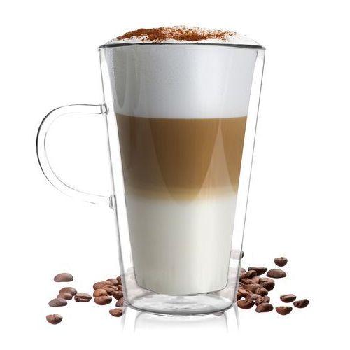 Vialli design Szklanka do latte z podwójnymi ściankami amo 320 ml