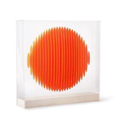 HKliving RAMA ARTYSTYCZNA pomarańczowe koło AWD8904, AWD8904