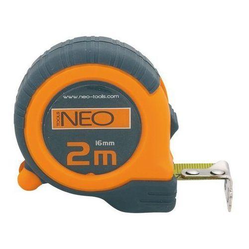 Miara zwijana stalowa 3m x 19mm,magnes 67-113 NEO (5907558400069)