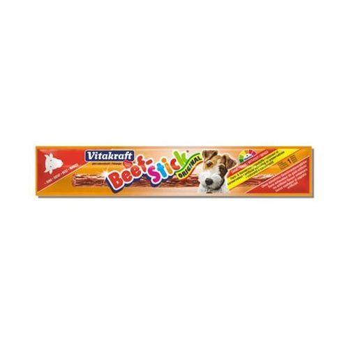 beef sticks - kabanos z wołowiny dla psa 1szt. marki Vitakraft