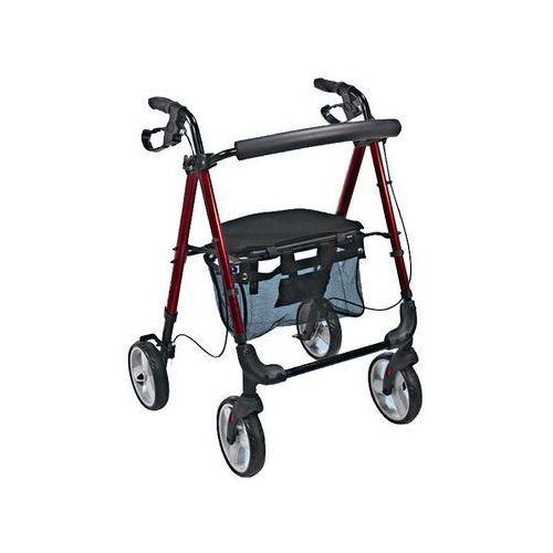 Armedical Podpórka rehabilitacyjna 4-kołowa, aluminiowa prestige niebieski