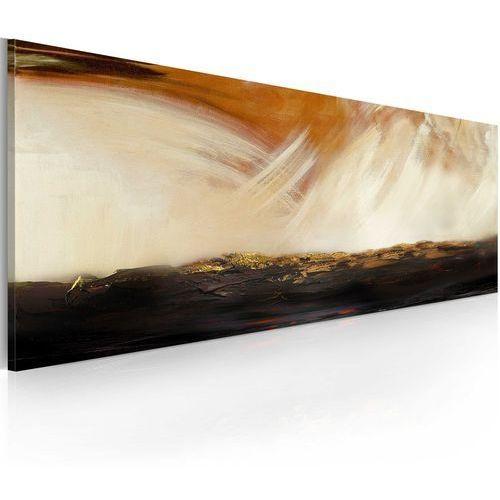 Obraz malowany - Dziesięć w skali Beauforta