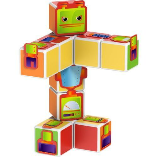 TM Toys Magicube - Zestaw Roboty - BEZPŁATNY ODBIÓR: WROCŁAW!