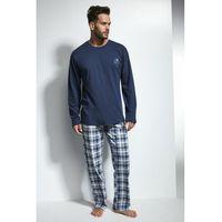 Cornette 124/109 Great granatowy piżama męska, kolor niebieski