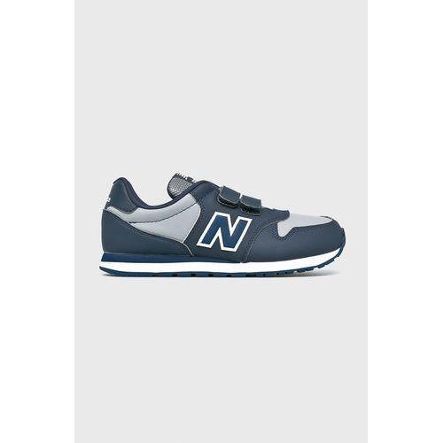 New balance - buty dziecięce kv500vby