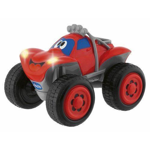 Chicco  billy samochód zdalnie sterowany - red