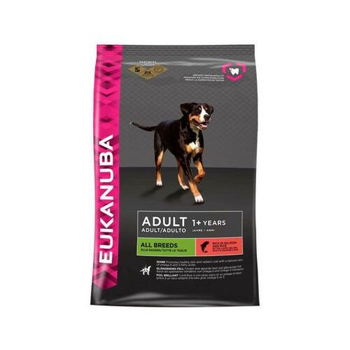 EUKANUBA Adult Salmon & Rice 2,5kg