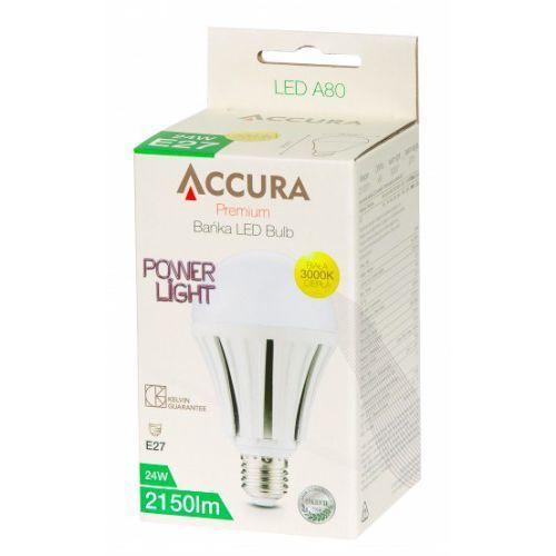 Accura  powerlight bulb e27 24w
