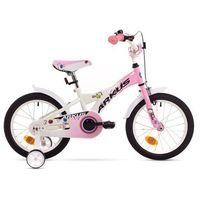 Tola 16 marki Arkus & Romet - rower dla dziecka