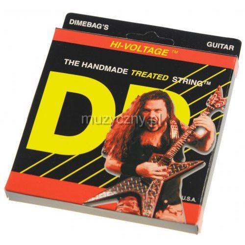 DR DBG Dimebag Darrell Signature struny do gitary elektrycznej 10-52