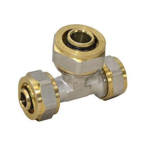 Instal complex Trójnik skręcany 16 - 20 - 16 mm