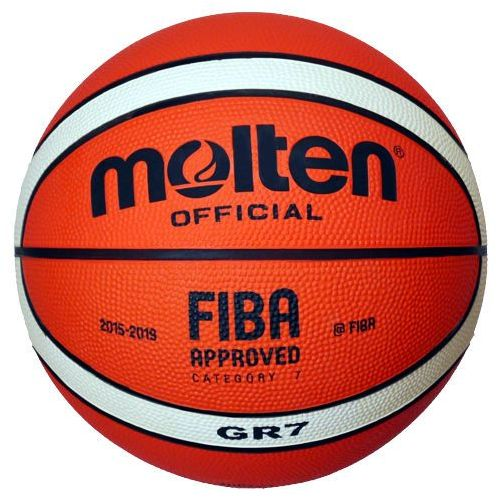 Molten Piłka koszykowa gr7 eurobasket (rozmiar 7) (4905741835064)