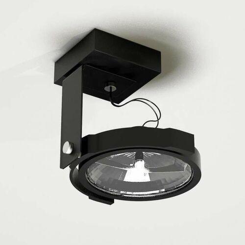 Lampa sufitowa sakura 2239 reflektorowa oprawa regulowana czarny marki Shilo