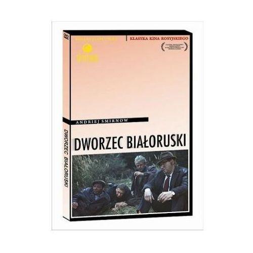 Dworzec Białoruski (DVD) - Wadim Trunin