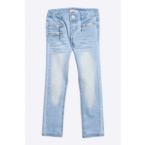 - jeansy dziecięce 104-134 cm marki Name it